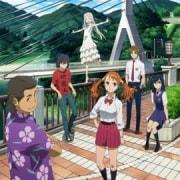 Невиданный цветок / Ano Hi Mita Hana no Namae o Bokutachi wa Mada Shiranai все серии