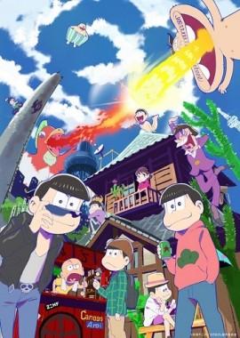 Осомацу-сан / Osomatsu-san смотреть онлайн
