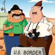Приграничный город / Bordertown все серии