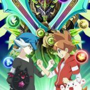 Перепутье Игры И Драконов / Puzzle & Dragons X / Pazu Dora Cross все серии