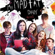 Мой безумный дневник (Дневник толстожопой) / My Mad Fat Diary все серии