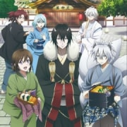 Повар Небесной Гостиницы / Kakuriyo no Yadomeshi все серии
