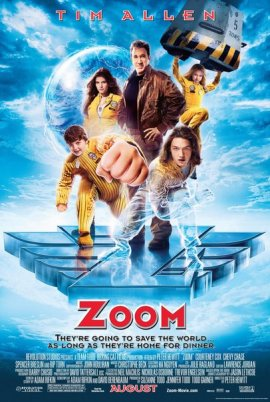 Капитан Зум: Академия супергероев / Captain Zoom