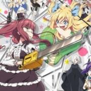 Дропкик Злого Духа / Jashin-chan Dropkick все серии