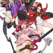 Буйство цветов: Девушки-самураи / Hyakka Ryouran: Samurai Girls все серии