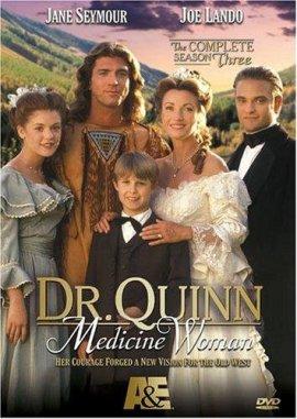 Доктор Куин, женщина-врач / Dr. Quinn, Medicine Woman смотреть онлайн