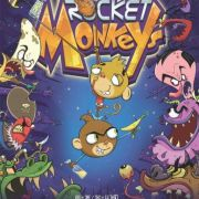 Космо-Мартышки / Rocket Monkeys все серии