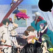Gatchaman Crowds / Гачамэн - Отряд Галактики все серии