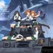 Девушки и Танки / Girls und Panzer все серии