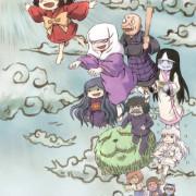 Домовой Дух Татами / Zashikiwarashi no Tatami-chan все серии