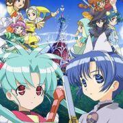 Сасами: Клуб девочек-волшебниц / Sasami: Mahou Shoujo Club все серии