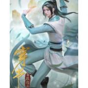 Система «спаси-себя-сам» для главного злодея / Chuan Shu Zijiu Zhinan (Scumbag System) все серии