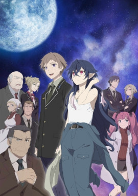 Луна, Лайка и Носферату / Tsuki to Laika to Nosferatu смотреть онлайн