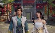 Непревзойдённый Царь Небес / Верховный Бог / Wu Shang Shen Di - 1 сезон, 56 серия
