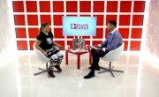 Интервью на 8 канале. Валерий Власов, Инесса (блогер)
