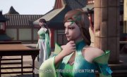 Непревзойдённый Царь Небес / Верховный Бог / Wu Shang Shen Di - 1 сезон, 32 серия