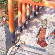Боги, Лисы и Любовь / Inari, konkon, koi iroha все серии