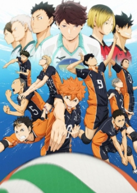 Haikyuu!! / Волейбол!! смотреть онлайн