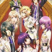 Kamigami no Asobi / Игры Богов все серии