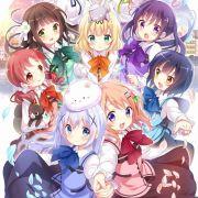 Кролика Заказывали? / Gochuumon wa Usagi Desuka? все серии