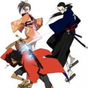 Самурай Чамплу / Samurai Champloo все серии