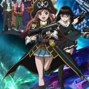 Лихие космические пираты / Moretsu Uchuu Kaizoku / Bodacious Space Pirates / Moretsu Uchu Kaizoku все серии