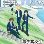 Повседневная жизнь старшеклассников / Danshi Koukousei no Nichijou все серии