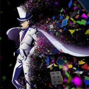 Волшебник Кайто 1412 Вор-фантом / Magic Kaito 1412 все серии