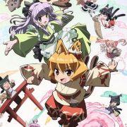 Кошачья богиня из Яойорозудо / Nekogami Yaoyorozu / Cat God все серии