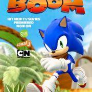 Соник Бум / Sonic Boom все серии