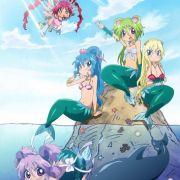 Пляжные Приключения Муроми / Муроми На Волне / Namiuchigiwa no Muromi-san все серии