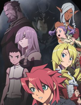 Иной мир – легенда Святых Рыцарей / Saint Knight Story in an Alternate World / Isekai no Seikishi Monogatari / Saint Knight смотреть онлайн