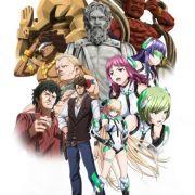 Изгнанные Из Рая / Rakuen Tsuihou: Expelled from Paradise все серии