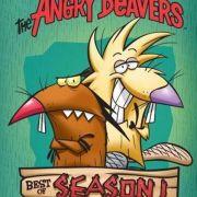 Крутые бобры / The Angry Beavers все серии
