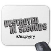 Discovery: Молниеносные катастрофы / Destroyed in Seconds все серии