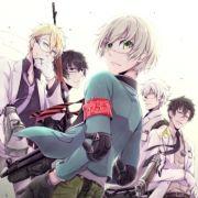 Синяя Весна И Механическая Пушка / Aoharu x Kikanjuu все серии