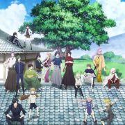 Танец Мечей: Цветочный Круг / Touken Ranbu: Hanamaru все серии