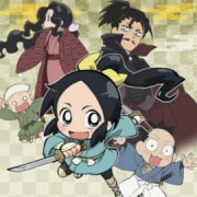 Ниндзя Нобунаги / Nobunaga no Shinobi все серии