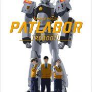 Мобильная Полиция Патлабор: Перезапуск / Mobile Police Patlabor: Reboot / Kidou Keisatsu Patlabor: Reboot все серии