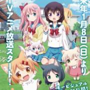 Кошачьи Дни / Nyanko Days все серии