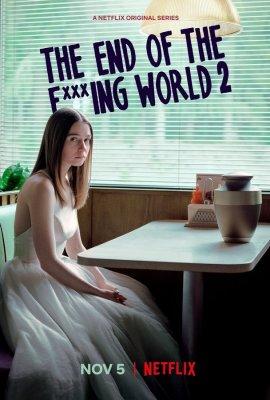 Конец ****го мира / The End Of The F***ing World смотреть онлайн
