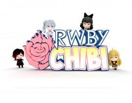 Красный Белый Черный Желтый Тиби / RWBY Chibi смотреть онлайн