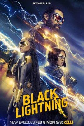 Черная молния / Black Lightning смотреть онлайн
