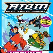 A.T.O.M. (сериал) / A.T.O.M.: Alpha Teens on Machines все серии
