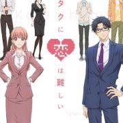 Так Сложно Любить Отаку / Wotaku ni Koi wa Muzukashii все серии