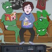 Джефф и инопланетяне  / Jeff & Some Aliens все серии