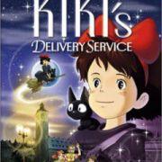Ведьмина служба доставки / Majou no Takkyuubin (Kiki`s Delivery Service) все серии