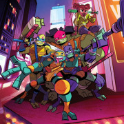 Черепашки-ниндзя: Восстание / The Rise of the Teenage Mutant Ninja Turtles все серии