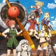 Пустынная Эскадрилья Котобуки / Kouya no Kotobuki Hikoutai все серии