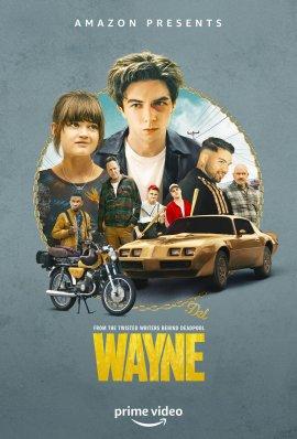Уэйн / Wayne смотреть онлайн